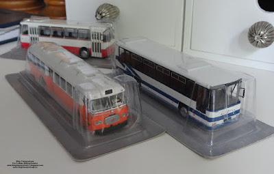 Kultowe Autobusy PRL-u, Scania-Vabis CF76 DII