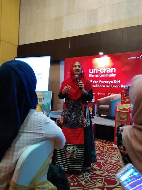 Aktif Dan Percaya Diri Bebas Anyang-Anyangan Dengan Prive Uricran