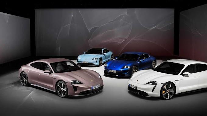 Porsche Taycan Menzili Açıklandı: 200 ila 225 km