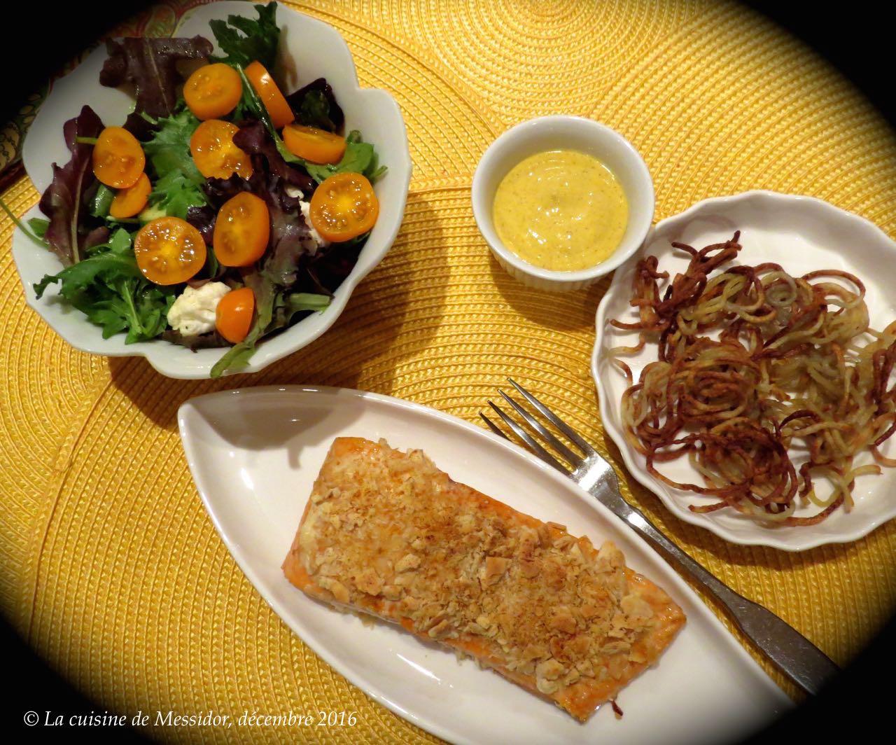 Recette Land Recette De Filets De Truite En Croute Au Fromage
