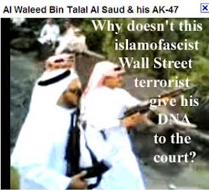 "Alwaleed bin Talal, a rape accused ""man"" who spreads Sharia racism/sexism"