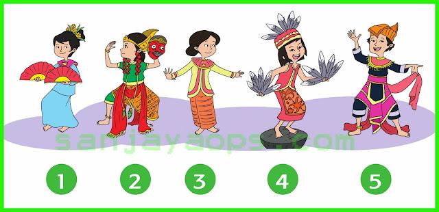 kunci jawaban halaman 122 tema 7 kelas 5