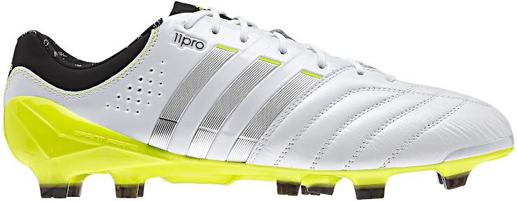 cheap for discount ed734 5e727 Adidas Adipure 11pro SL White Boot Released