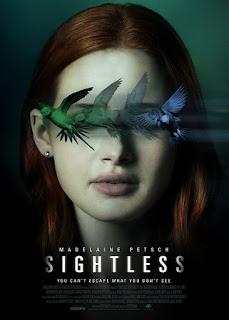 Sightless (2020) Full Movie In Hindi Dual Audio 720p 850MB HDRip