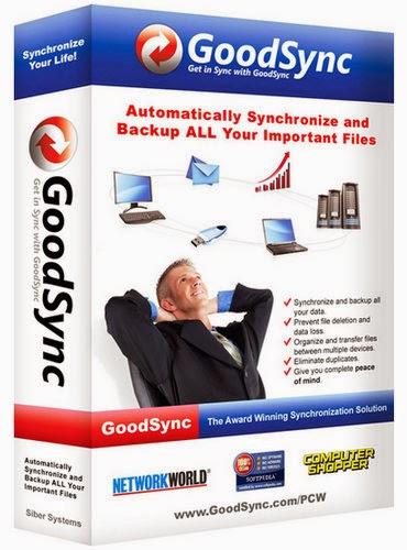 GoodSync Enterprise 9.9.15.5 + KeyGen