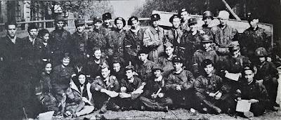 "Kompania Harcerska batalionu ""Gustaw""  Armii Krajowej"