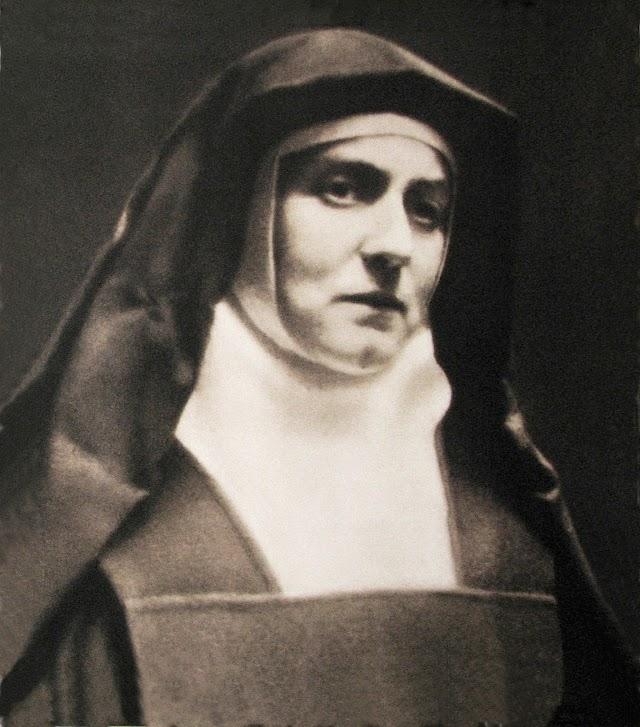 9 de Agosto. Santa Teresa Benedicta de la Cruz