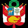 Logo Gambar Lambang Simbol Negara Peru PNG JPG ukuran 100 px