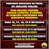 Horários especiais no Paraíba/Oferta da semana