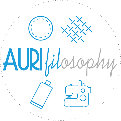 Aurifiloshoper Badge