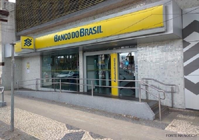 Caixas eletrônicos do Banco do Brasil de Cruz das Almas ficaram inoperantes no final de semana