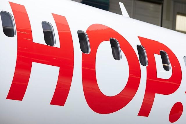 Compagnia aerea Hop