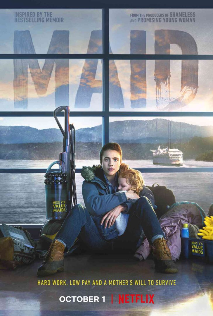 "SNEAK PEEK: ""Maid"" on Netflix"