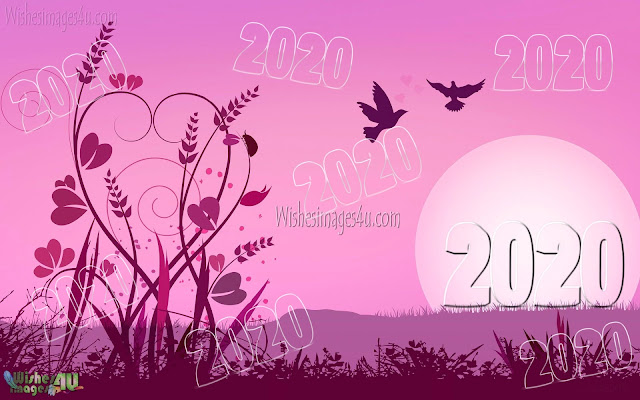 Happy New Year 2020 Romantic Love Wallpapers Images Download Free