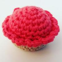 crochet cupcakes tuto dinette