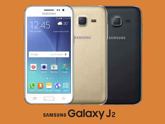 Samsung Galaxy J2 launched