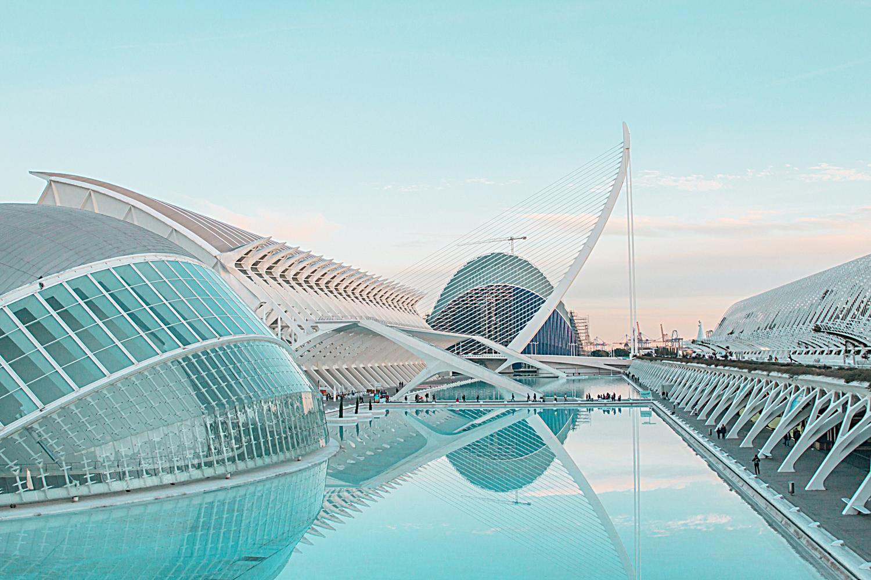 City of Arts & Science Valencia