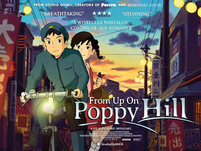Coquelicot-zaka kara (From Up on Poppy Hill) Subtitle Indonesia [BD/Bluray]