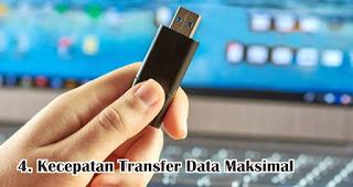Pilihlah Flashdisk Dengan Kemampuan dan Kecepatan Transfer Data Maksimal