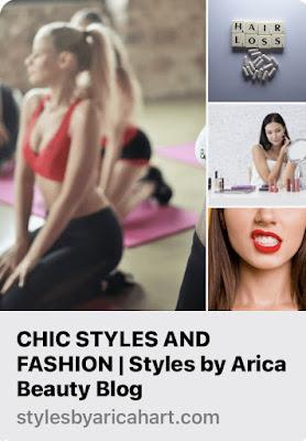 Styles by Arica Beauty Blog, Arica Hart