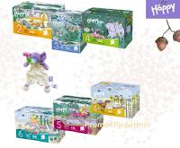 Happy Pannolini Italia : vinci gratis Box colorato di Pannolini Happy ed il DouDou per la nanna.