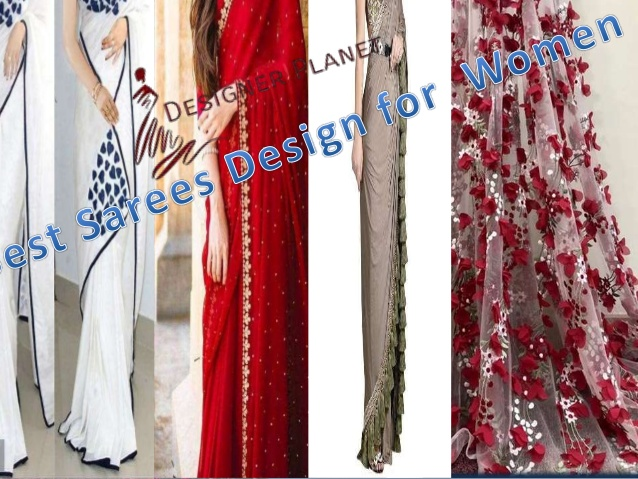 Designerplanet Best sarees and Blouse Design