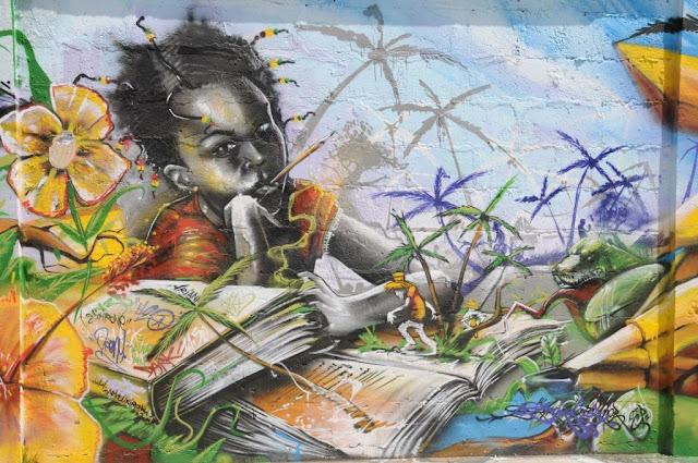 GUYANE (1):  EEN GEPEPERD LAND