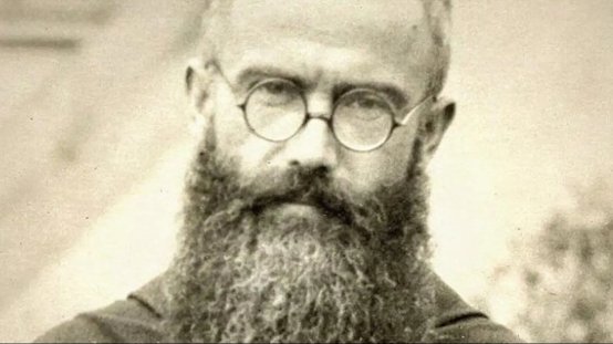 St. Maximilian Kolbe Catholic priest Poland Marian devotion Militia Immaculata