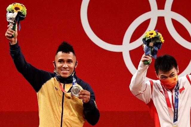 Tabla de medallas este domingo en Tokio 2021: