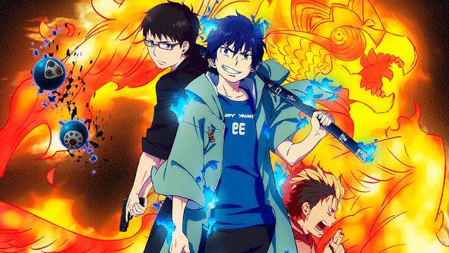 En que manga continua el anime Ao no Exorcist