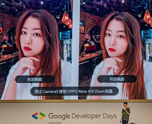 OPPO - Google CameraX