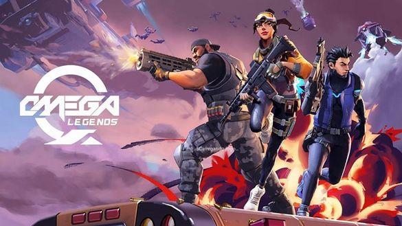 لعبة جديدة شبيهة فورت نايت موبايل و تشتغل في كل الهواتف | لعبة Omega Legends