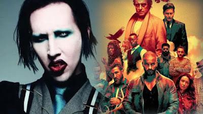 Marilyn Manson actuará en esta serie