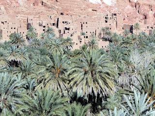 Ksar; Kasbahs; Kasbah; Casba; Tinerhir; Tinghir; Tnghir; تنغير: ⵜⵉⵏⵖⵉⵔ; Valle; Valley; Vallée; Palmerales; Oasis; Todgha; Todra; Toudra; Marruecos; Morocco; Maroc; المغرب