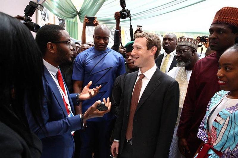 Nigerian entrepreneur, Godwin Benson wins Facebook award