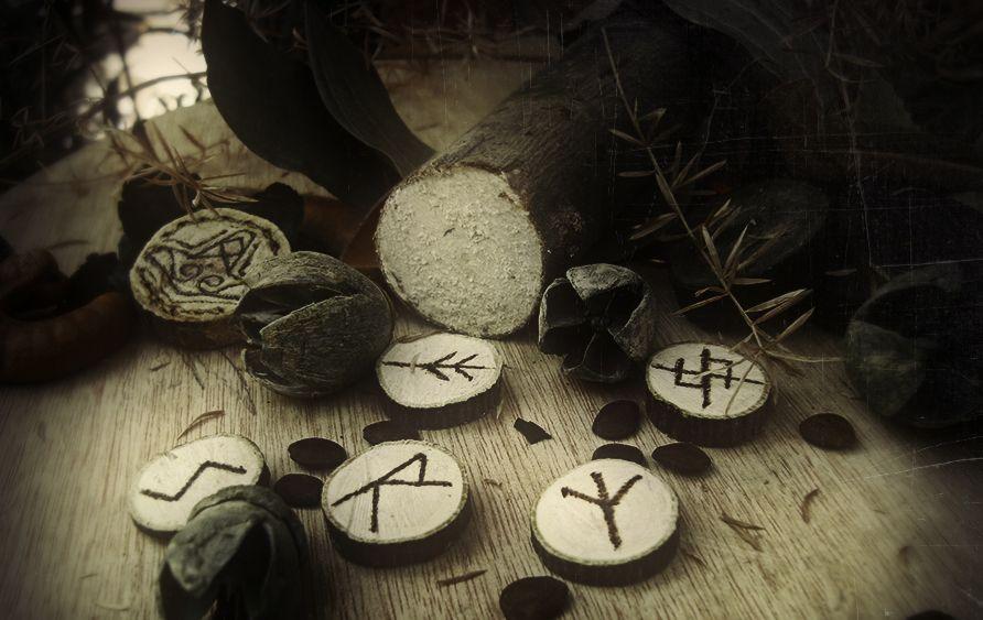 A Magia Antiga Nas Runas - Mensagens Com Símbolos Ocultos e Números Poderosos