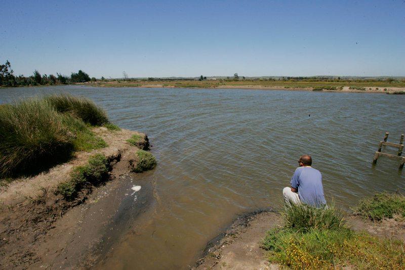 Después de diez años humedal El Yali volvió a tener agua
