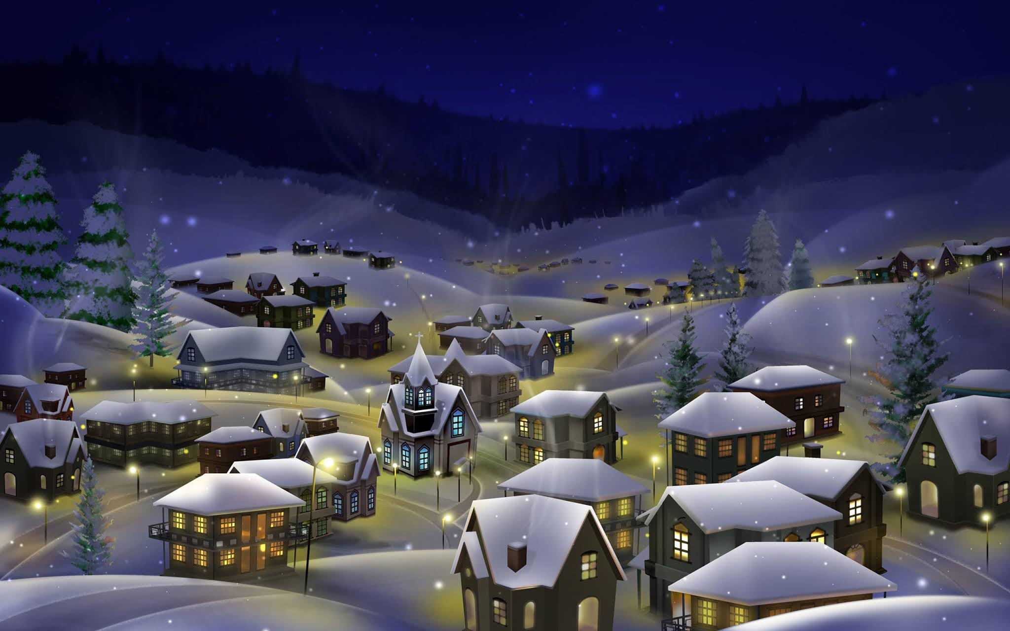 christmas wallpapers greeting cards