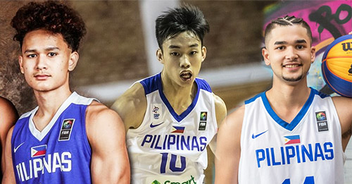 Gilas Pilipinas 16-man pool for the FIBA Asia Cup 2021 Qualifiers (Second Window / November 2020)