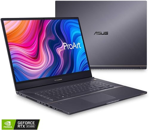 Review ASUS H700GV-XS76 ProArt StudioBook 17 Laptop