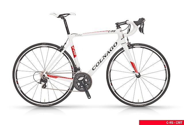 Colnago C-RS, calidad, estética más compromiso con la marca
