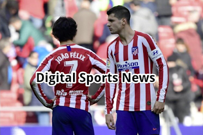 Diego Simeone's Players Failed To Win Against Leganes, Penultimate