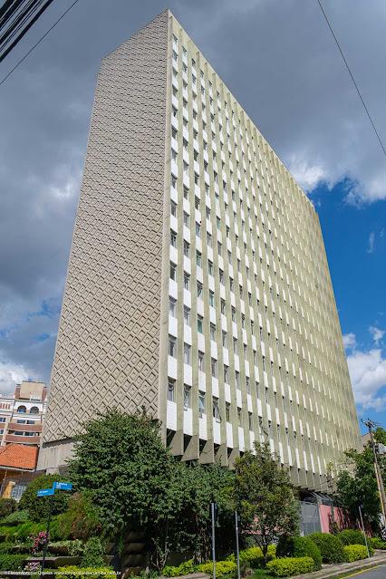 Edifício Saldanha da Gama em Curitiba