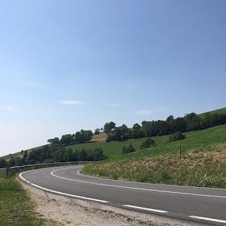 Mototurismo in Lessinia