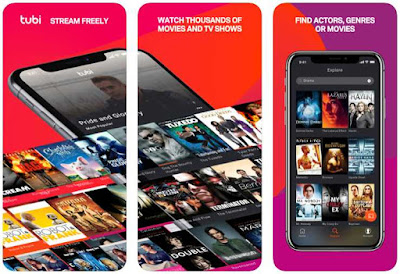 Aplikasi Nonton Drama Korea di iPhone - Tubi