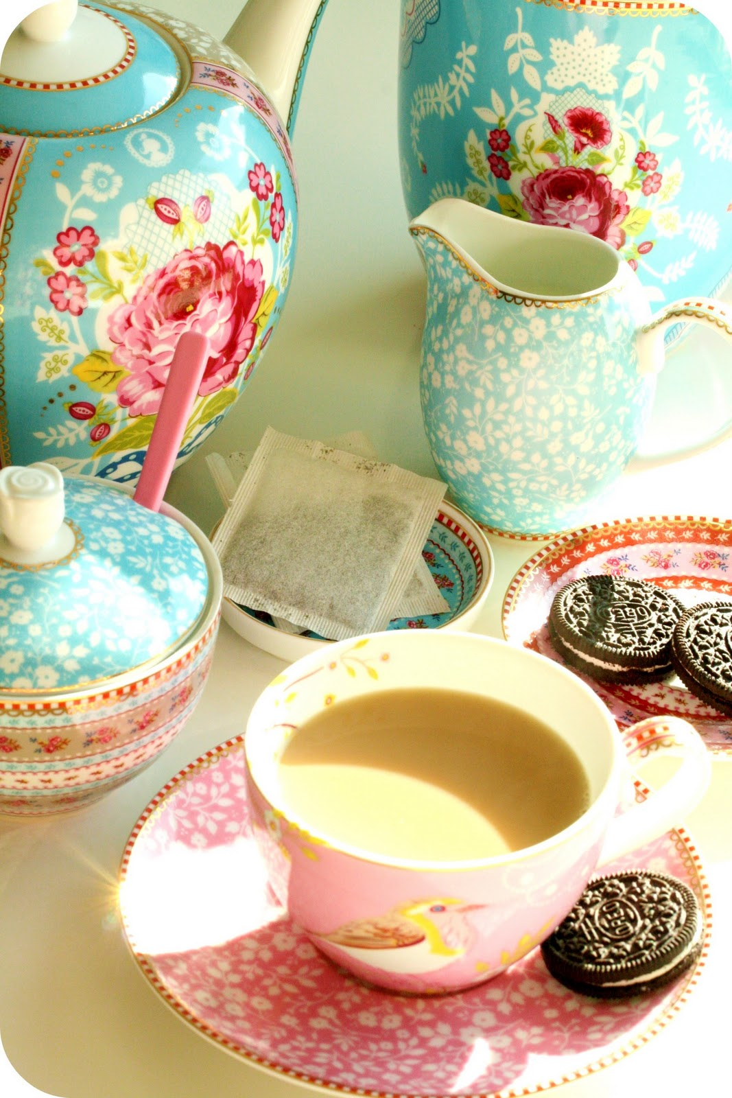 Fun Kitchen Items: Pip Studio High Tea China
