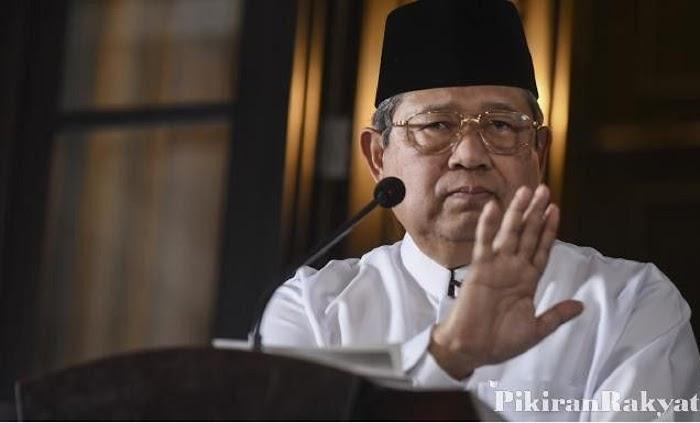 SBY Bakal Diusulkan Benar-benar Turun Aksi dengan Rakyat, Jika Demokrat Terus Dituding Dalangi Demo