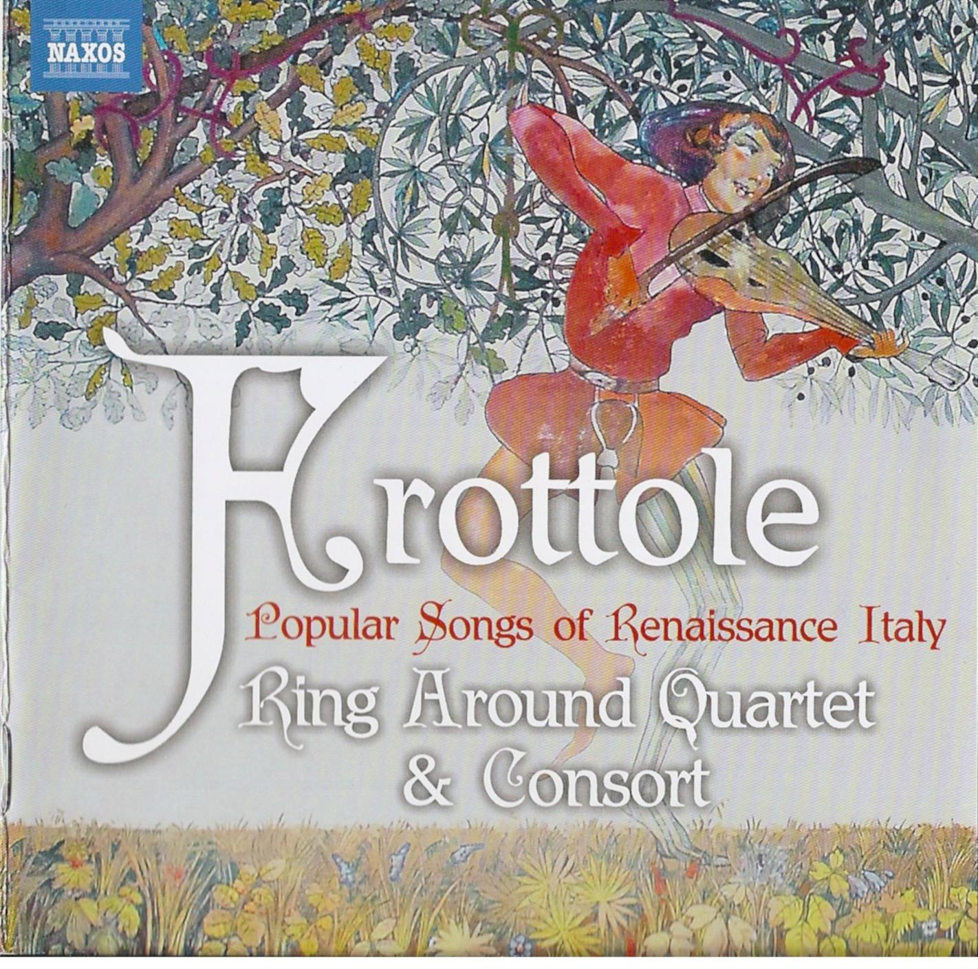 Kammermusikkammer La Frottola Eine Fast Vergessene Kunstgattung