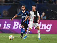 Inter v Juventus will be the decisive championship title this season