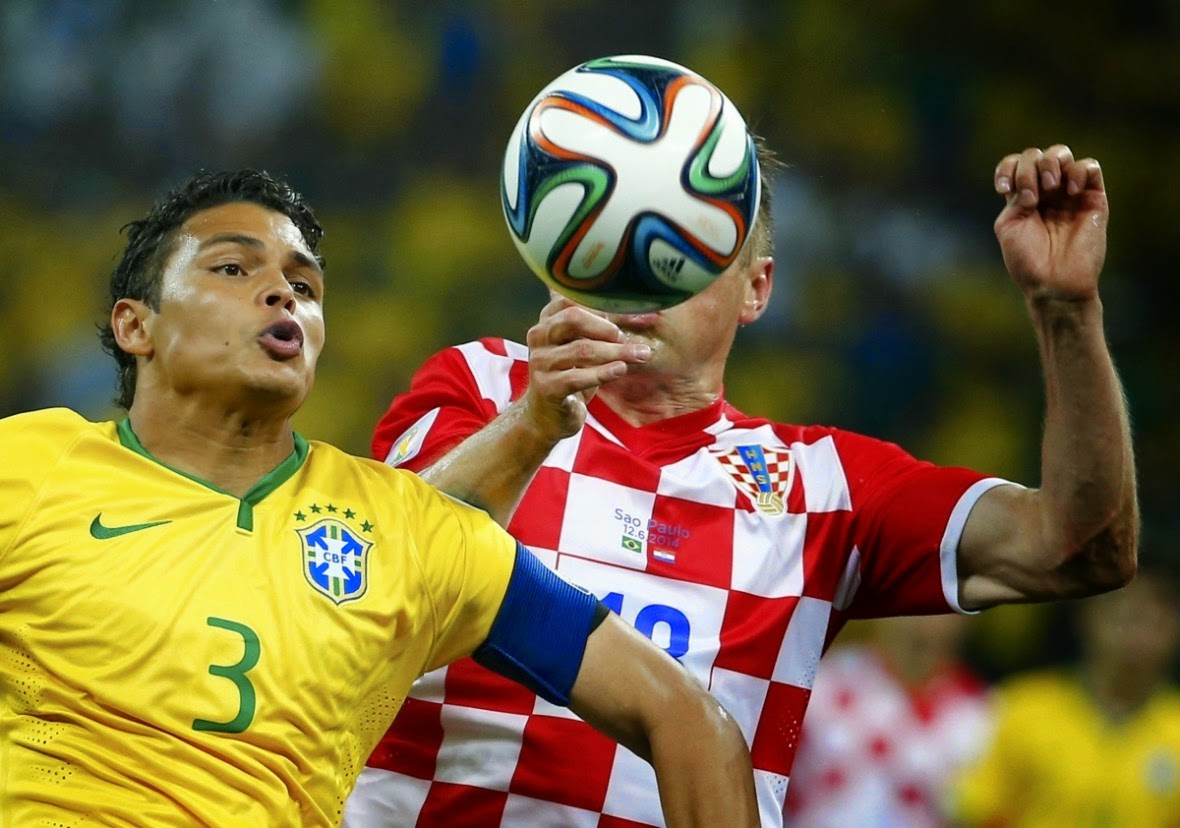 Chelsea Ace And Arsenal Transfer Target Included In 2014 ... |Thiago Silva Footballer 2014
